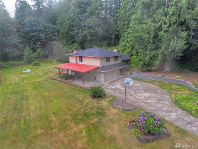 Olympia Single Family Home For Sale: 1231 98th Lane SE
