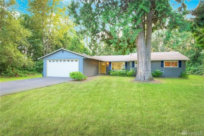 Renton Single Family Home For Sale: 12035 156th Ave SE