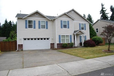 Puyallup Single Family Home For Sale: 14225 108th Av Ct E