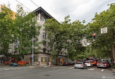 Seattle Condo/Townhouse For Sale: 2700 4th Ave #506