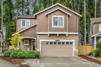 Bothell WA Single Family Home For Sale: $698,500