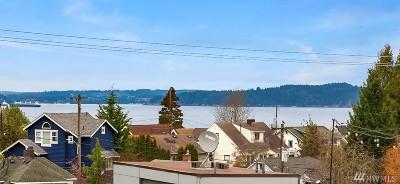 Single Family Home For Sale: 7313 Bainbridge Place SW