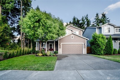 Puyallup Single Family Home For Sale: 15707 92nd Av Ct E