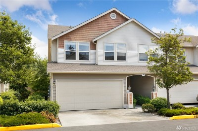 Lynnwood Single Family Home For Sale: 15405 35th Ave W #M20