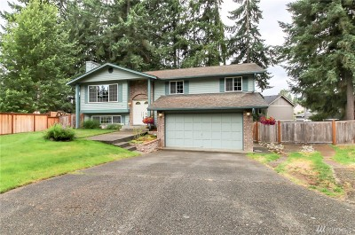 Puyallup Single Family Home For Sale: 17418 95th Av Ct E