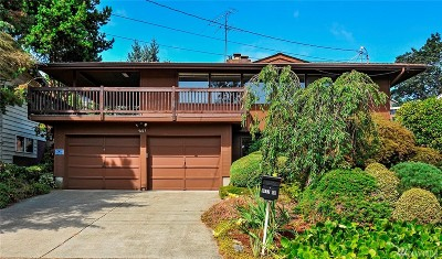 Seattle Single Family Home For Sale: 9417 50th Ave S