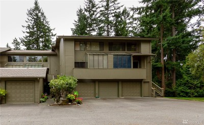 Gig Harbor Condo/Townhouse For Sale: 2017 Narrows Views Cir NW #A206