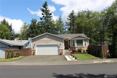 Federal Way Single Family Home For Sale: 31832 10th Place SW