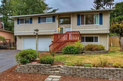 King County Single Family Home For Sale: 22819 126th Place SE
