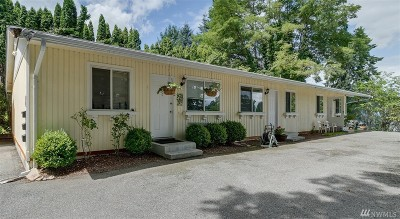Snohomish Multi Family Home For Sale: 612 5th St SE