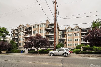 King County Condo/Townhouse For Sale: 6910 California Ave SW #34