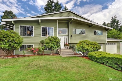 Shoreline Single Family Home For Sale: 2112 N 188th St