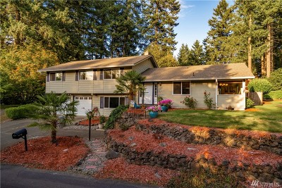 Pierce County Single Family Home For Sale: 4805 93rd Ave W
