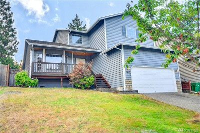 Marysville Single Family Home For Sale: 5415 79th Ave NE