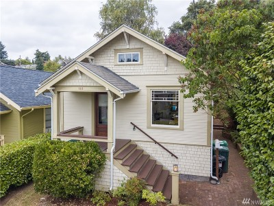 Seattle Single Family Home For Sale: 5112 2nd Ave NW