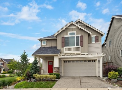 Bothell WA Single Family Home For Sale: $779,900