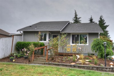 Olympia Single Family Home For Sale: 634 Bavarian Lane SE