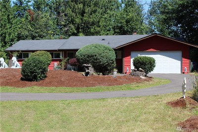Renton Single Family Home For Sale: 19212 SE 161st St