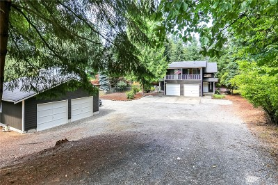 Pierce County Multi Family Home For Sale: 12621 Reservoir Rd E