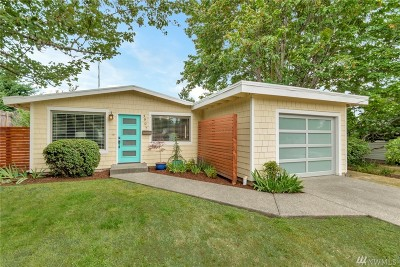 Tacoma Single Family Home For Sale: 4807 N 19th St