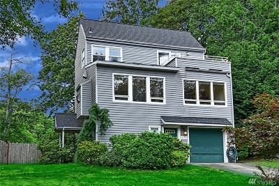 Clinton Single Family Home For Sale: 3737 Mitford Lane