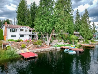 Maple Valley Single Family Home For Sale: 21435 SE 262nd St