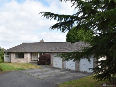 Snohomish Single Family Home For Sale: 7813 Skipley Rd
