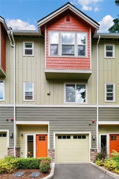 Condo/Townhouse For Sale: 23000 NE 8th St #A-4
