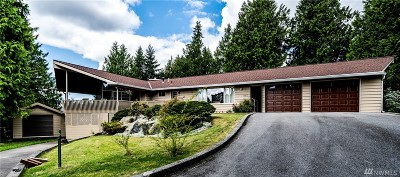 Mount Vernon Single Family Home For Sale: 1087 Digby Rd