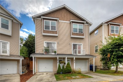 Everett Condo/Townhouse For Sale: 12715 15th Ave W