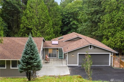 Snohomish Single Family Home Contingent: 14419 180th Place SE