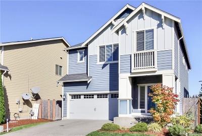 Pierce County Single Family Home For Sale: 9601 133rd St E
