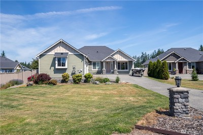 Camano Island Single Family Home For Sale: 937 Secord Ct