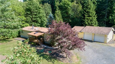 Olympia Single Family Home For Sale: 6825 Old Olympic Hwy SW