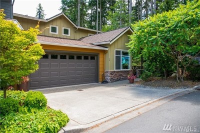Issaquah Single Family Home For Sale: 54 Cougar Ridge Rd NW #2204