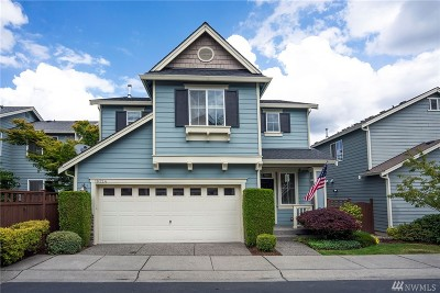 Bothell Single Family Home For Sale: 18324 36th Ave SE