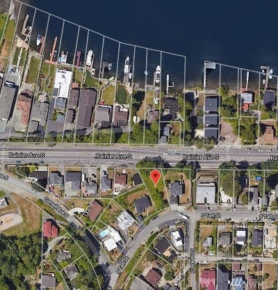 Seattle Residential Lots & Land For Sale: 7124 S Taft St