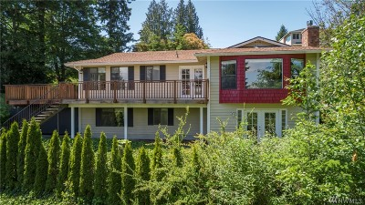 Burien Single Family Home For Sale: 16247 8th Ave SW