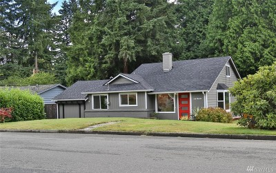 Kirkland Single Family Home For Sale: 14040 75th Ave NE