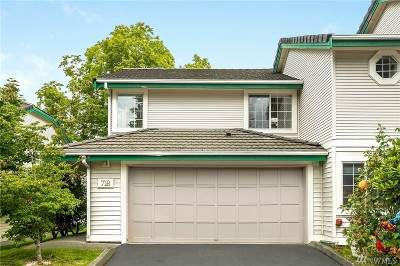 Bellevue Single Family Home For Sale: 718 122nd Ave NE