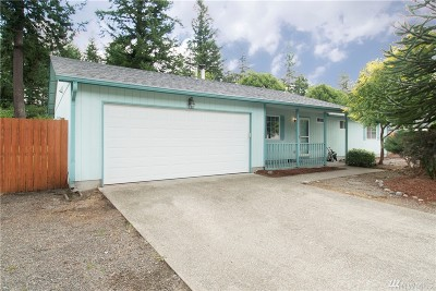 Olympia Single Family Home For Sale: 5430 Berger Dr SE