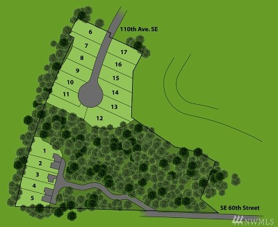 Bellevue Residential Lots & Land For Sale: 11050 SE 60th St