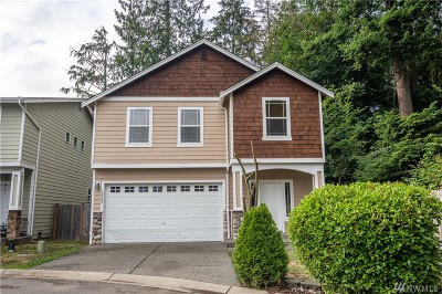 Bothell Single Family Home For Sale: 16209 1st Place W