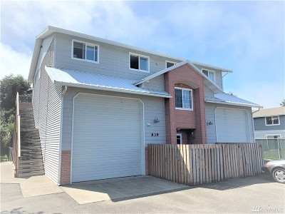 Grays Harbor County Multi Family Home For Sale: 839 Minard Ave NW