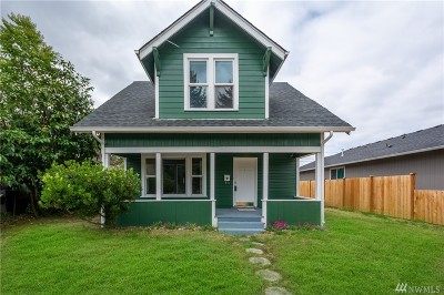 Tacoma Single Family Home For Sale: 5312 S Prospect Street