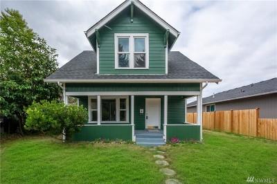 Single Family Home For Sale: 5312 S Prospect Street