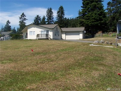 Anacortes Single Family Home For Sale: 5410 Kingsway