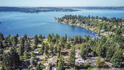 Bellevue Single Family Home For Sale: 9236 NE 1st St