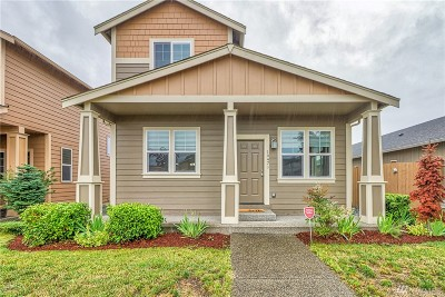 Yelm Single Family Home For Sale: 14471 100th St SE