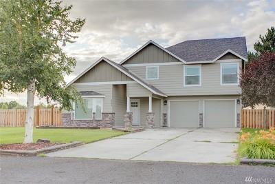 Moses Lake Single Family Home For Sale: 6504 NE Eagle Dr